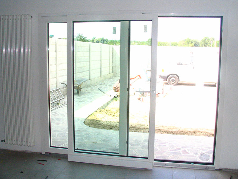 Beautiful with serramenti meglio pvc o alluminio with for Prezzi porte finestre in alluminio